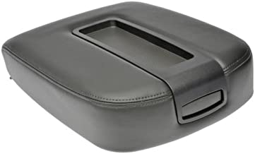 OxGord Center Console Lid Kit for Select GM Vehicles - Replaces 15217111 - Black