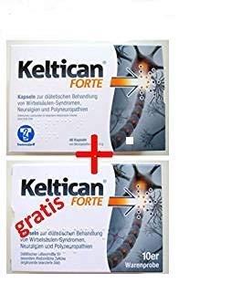 Keltican forte Set 40 Kapseln plus 10 Kapseln gratis