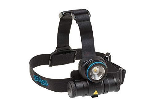 Walther 3.7090 Pro HL11 Lampe Frontale avec Accessoires 205 LM