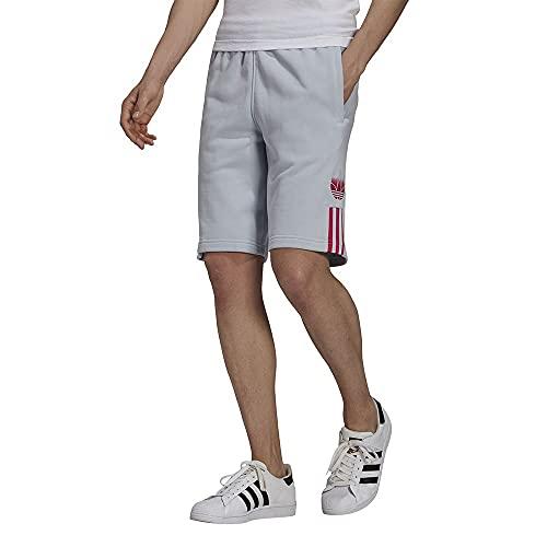adidas GN3592 3D TF OM Short Shorts Mens halo Blue XL