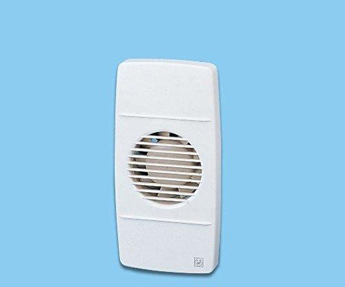 Soler&Palau Sistemas De Ventilacion Slu Edm-80-L - Extractor baño axial 80m3/h rect bl edm 80-l s&p