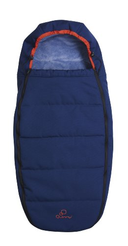 Quinny Footmuff, Electric Blue