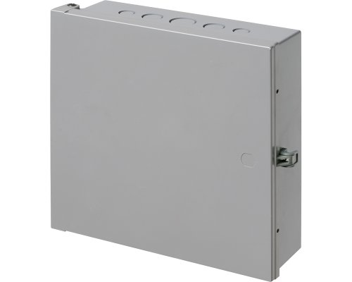 "Arlington EB1212-1 Electronic Equipment Enclosure Box, 12"" x 12"" x 4"", Non-Metallic, 1-Pack"