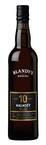 Madeira Wine Company (0,5L) Blandy´s Madeira Malmsey 10Y Dolche Rich 0.50 Liter