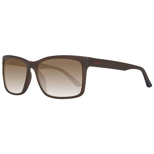 GANT GA7033 5946G Sonnenbrille GA7033 5946G Groß Sonnenbrille 56, Braun