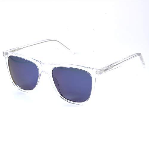CHANCE -TOPPER gafas de sol unisex - Edición Limitada (Cristal, Gris espejo)
