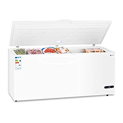 Royal Catering Commercial Chest Freezer Deep