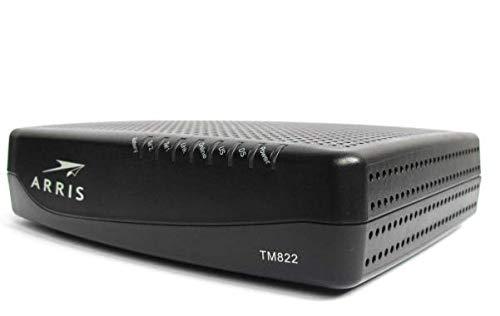 ARRlS TM822G Telephony Cable Modem DOCSIS 3.0 8x4 (Renewed)