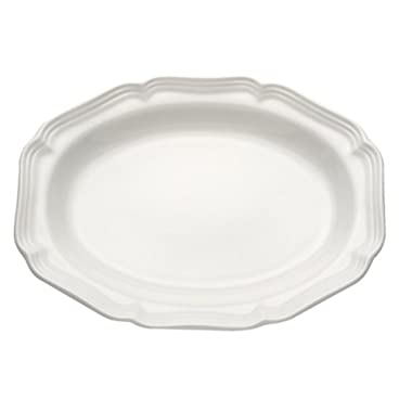 Mikasa French Countryside Oval Serving Platter, 15-Inch
