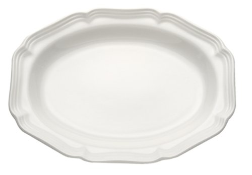 Mikasa French Countryside Oval Serving Platter, 15-Inch - F9000-715