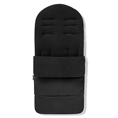 Premium Footmuff//Cosy Toes Compatible with Mutsy Evo Black Jack