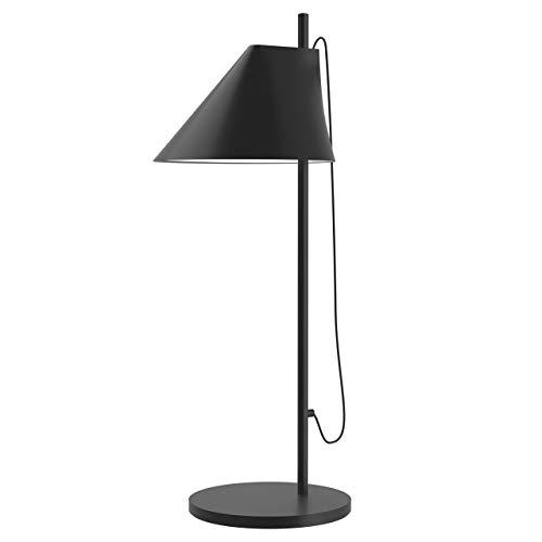 Yuh Table Lamp, Louis Poulsen, Lámpara de Sobremesa, Diseñada por GamFratesi (Negro)