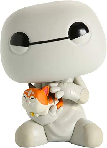 "POP! Big Hero 6 Disney 988 Baymax with Mochi 6"" Super Sized Special Edition"