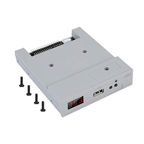 USB Diskettenlaufwerk, 3.5 zoll 1.44MB USB SSD Floppy Emulator, FAT32, Plug und Play