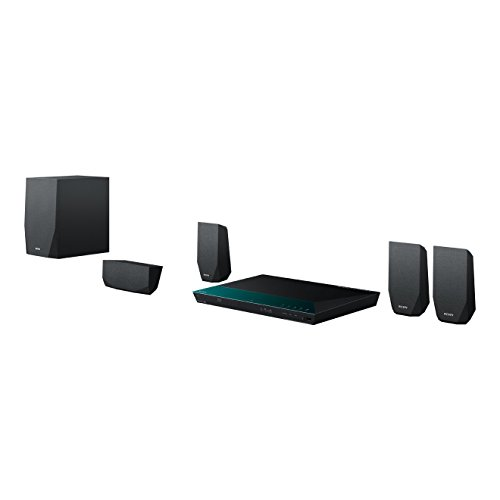 Sony BDV-E2100 1000 W Home Cinema System (Bluetooth, 3D, 5.1 Channel...