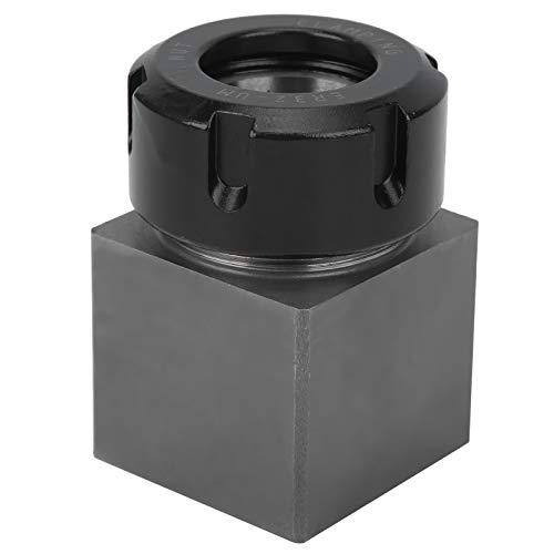 SALUTUYA Mandril de Pinza de Acero Duro Mandril de Pinza ER-30 para Torno de fresado CNC Suministros de la Industria de Herramientas de Grabado