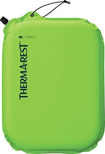 Therm-a-Rest Lite Seat Ultraleichtes aufblasbares Sitzkissen, Uni, 040818107843, grün, 13 x 16 Inches