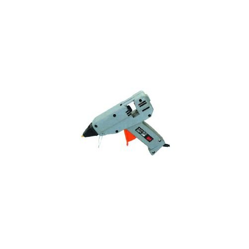 Excel cdf01968pistola termofusible profesional, 12mm, 30–180W, gris