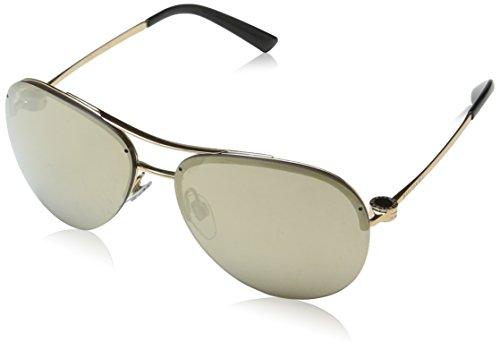 Bulgari 6081 376/5A Gafas de sol, Pink Gold, 61 Unisex-Adulto