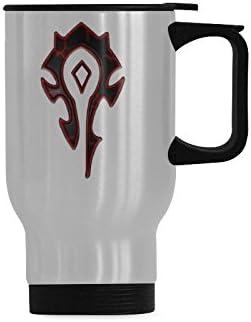 11. World Of Warcraft Horde Travel Coffee Mug