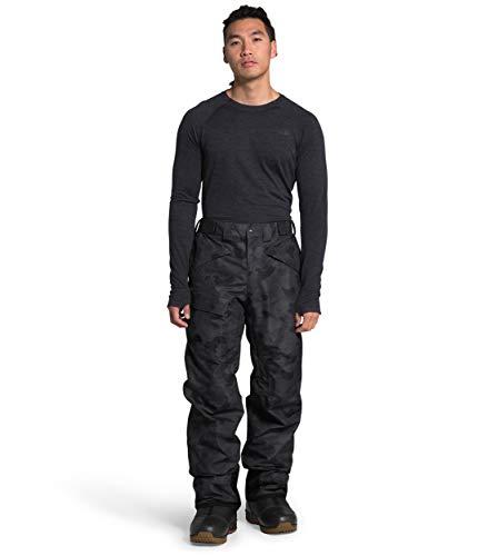The North Face Men's Freedom Pant, TNF Black Tonal Duck Camo Print, L-REG