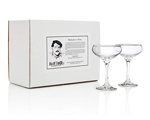 The Ritz Paris Cocktail Coupe (Gift Box Set of 2)