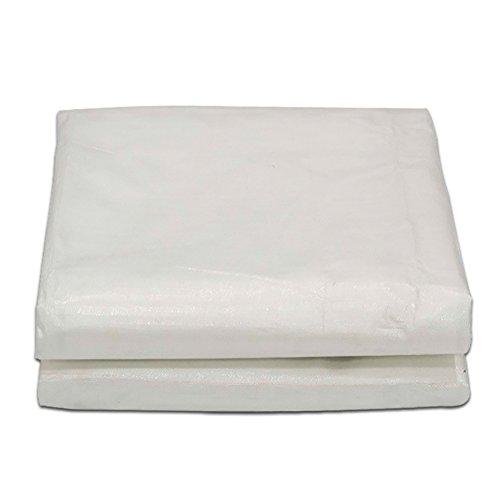 Bâche PE Épaissie Plastique Imperméable Et Anti-Pluie Transparent Versé Tissu 180 / M2 (Taille : 5x8m)