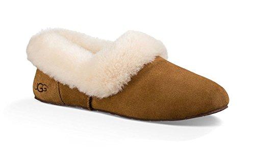 UGG Kendyl Slip in Ballerina pantoffels, Chestnut