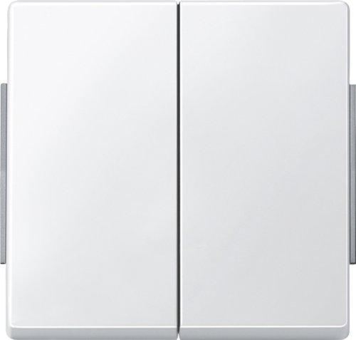 Merten 343519 Wippe für Serienschalter, polarweiß, AQUADESIGN