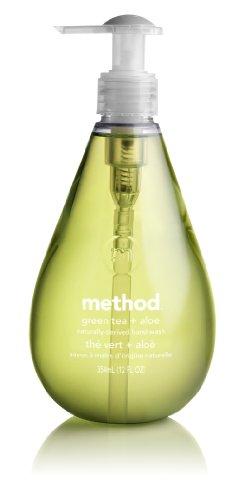 Method - Crème Lavante - Parfum The Vert - 354 ml