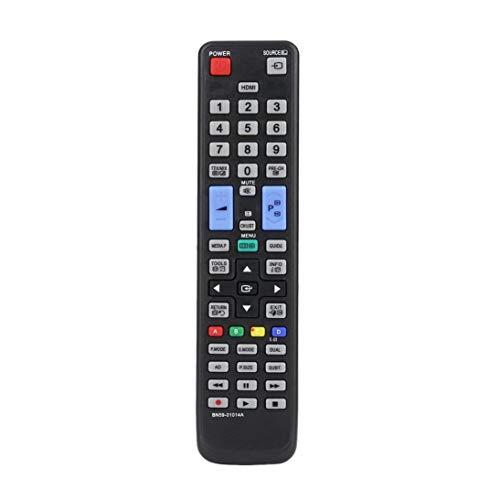 Reemplazo de Control Remoto Universal Smart TV para Samsung BN59-01014A AA59-00508A AA59-00478A Controlador de televisión 3D (ToGames)