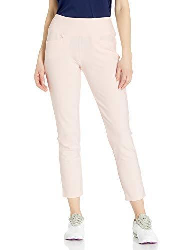 PUMA - Golf-Hosen für Damen in Rosenwasser, Größe M