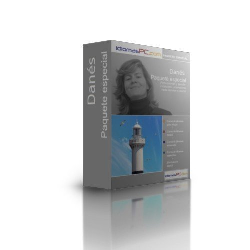 Paquete especial de cursos de danés | Para Windows, Mac, Linux,...