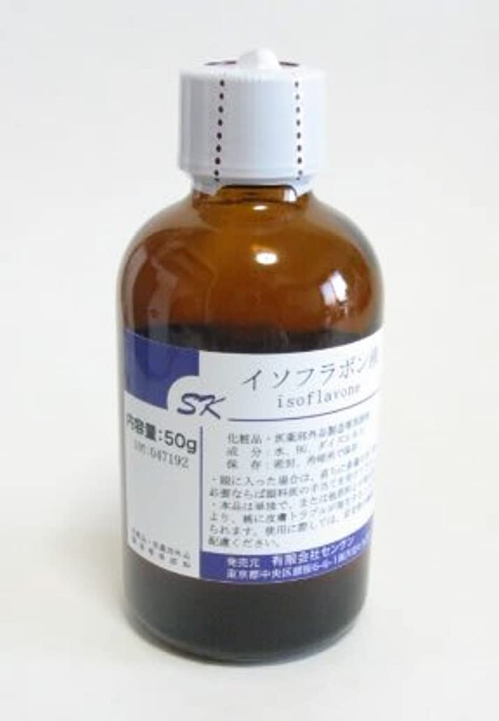 ボス乳製品びんイソフラボン液50g