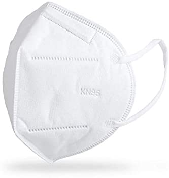 50-Pack KN95 Protective Face Masks