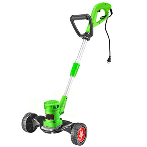 Find Discount CHRYS Hand-held Strimmer Plug-in 680W Lawn Mower Multi Functional Garden Tool, Grass T...