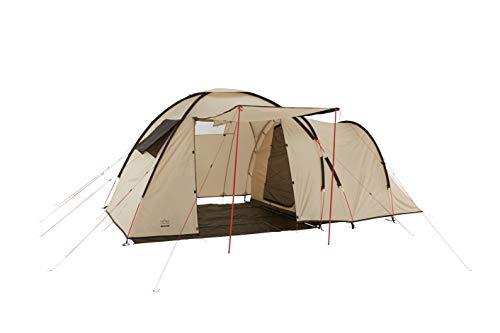 Grand Canyon ATLANTA 3 - Combinaison de dôme et tente tunnel pour 3 personnes | tente familiale |...