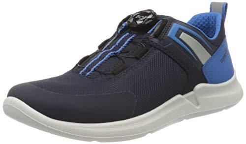 Superfit Thunder Sneaker, BLAU/BLAU, 40 EU