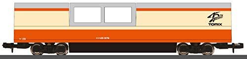 TOMIX Nゲージ 特別企画品 マルチレールクリーニングカー トミックス45周年記念カラー 6499 鉄道模型 車両