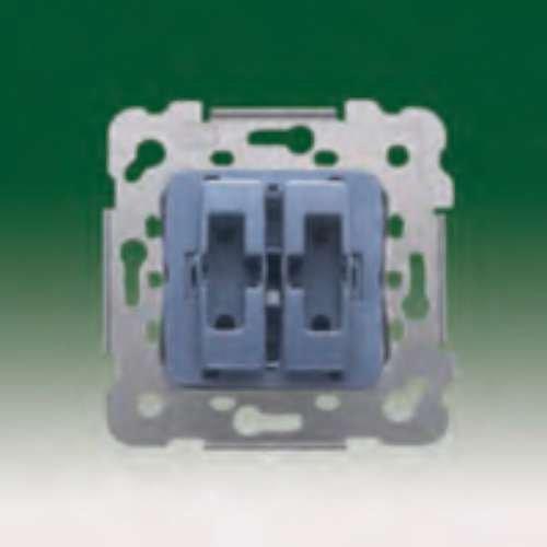 Bjc - 18509 doble interruptor iris-aura Ref. 6531010035