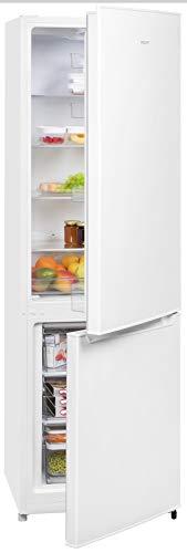 Exquisit Frigorífico y congelador KGC 265/70-1 A++ | dispositivo de pie | 264 L de capacidad neta, color blanco