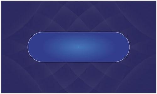 Brybelly Sublimation Pokertisch Filz für Casino-Qualität