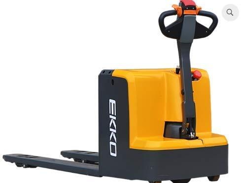 EKKO EP18D Walkie Pallet Jack 4000 lb Capacity