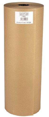 Ambassador Pure Rouleau de Papier Kraft 500 mm x 300 m de Long, 70)
