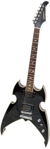 Silvertone Kiss Apocalypse-Custom-Gitarre