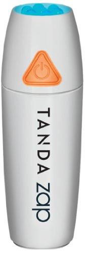 HoMedics LTH-100-EU Tanda zap - Dispositivo portátil para el tratamiento del acné, color blanco