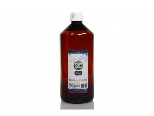 Basisliquid für E Zigaretten | E Liquid - Zusammensetzung: 50% VG & 50% PG - 1 Liter - Liquid Basis