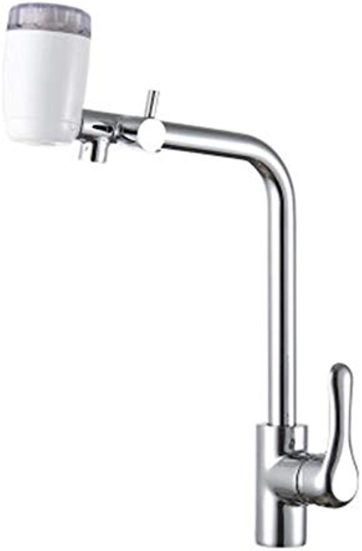 QXM Wasserfilter Wasserhahn Küchenhahn Wasserhahn