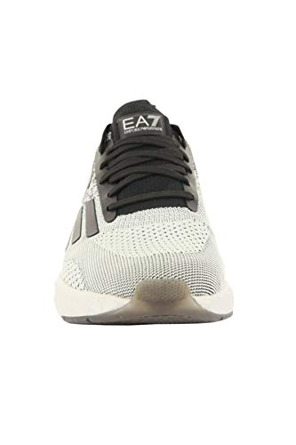 Baskets EA7 Knitted pour Hommes