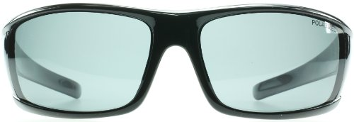 Dirty Dog Clank Sunglasses - Black/Grey Lens